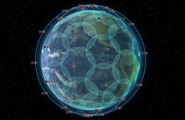 Satellite and cellular airtime